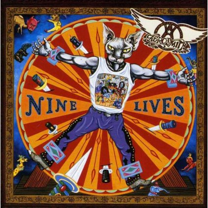 VINYLO.SK | AEROSMITH - NINE LIVES [CD]