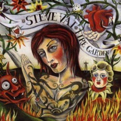 VINYLO.SK | VAI, STEVE - FIRE GARDEN [CD]
