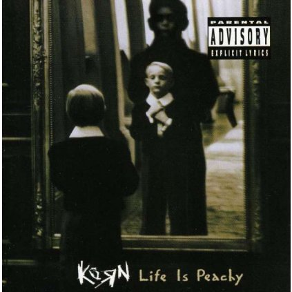 VINYLO.SK | KORN - LIFE IS PEACHY [CD]