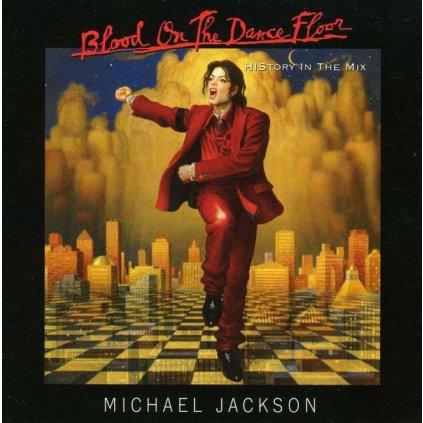 VINYLO.SK   JACKSON, MICHAEL - BLOOD ON THE DANCEFLOOR [CD]