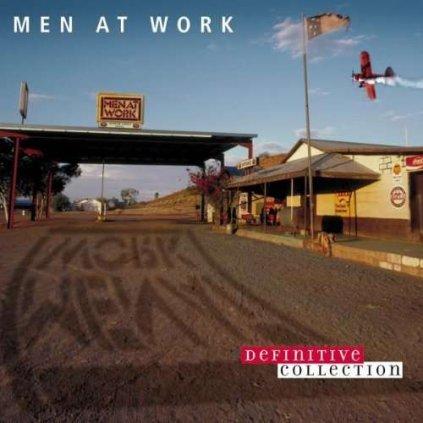 VINYLO.SK   MEN AT WORK - DEFINITIVE COLLECTION [CD]
