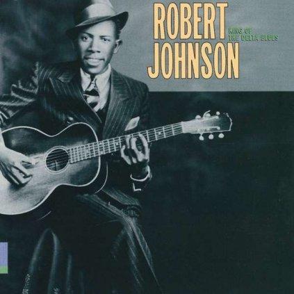 VINYLO.SK | JOHNSON, ROBERT - KING OF THE DELTA BLUES [CD]
