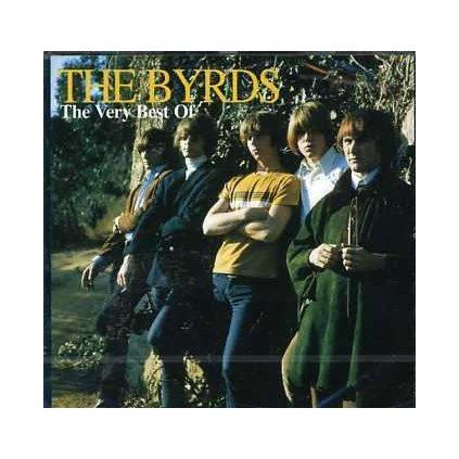 VINYLO.SK | BYRDS - VERY BEST OF [CD]