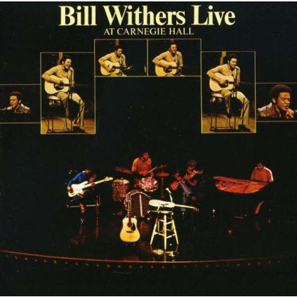 VINYLO.SK | WITHERS, BILL - LIVE AT CARNEGIE HALL [CD]