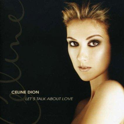 VINYLO.SK | DION, CELINE - LET'S TALK ABOUT LOVE [CD]