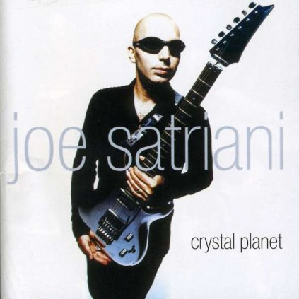 VINYLO.SK | SATRIANI, JOE - CRYSTAL PLANET [CD]
