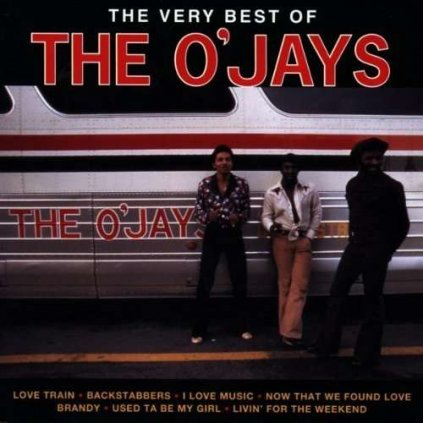 VINYLO.SK | O'JAYS - THE VERY BEST OF THE O'JAYS [CD]