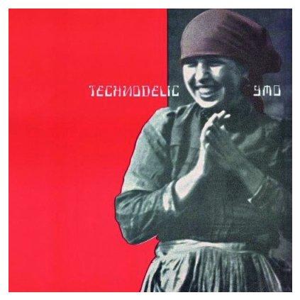 VINYLO.SK | YELLOW MAGIC ORCHESTRA - TECHNODELIC (LP)180 GR/8P. INSERT/PVC SLEEVE