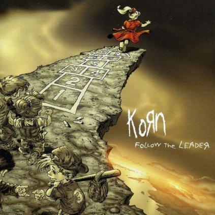 VINYLO.SK | KORN - FOLLOW THE LEADER [CD]