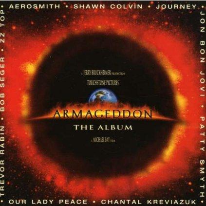 VINYLO.SK | OST - ARMAGEDDON [CD]