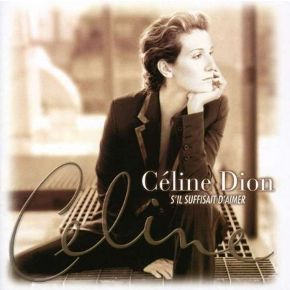 VINYLO.SK | DION, CELINE - S'IL SUFFISAIT D'AIMER [CD]