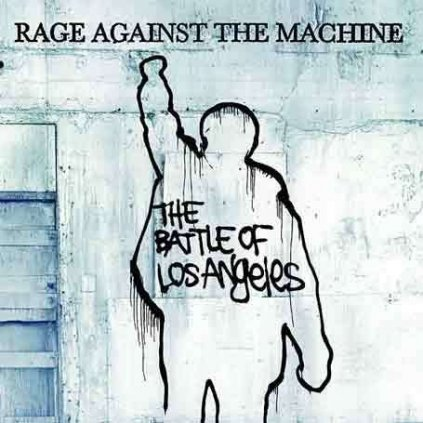 VINYLO.SK | RAGE AGAINST THE MACHINE - THE BATTLE OF LOS ANGELES [CD]