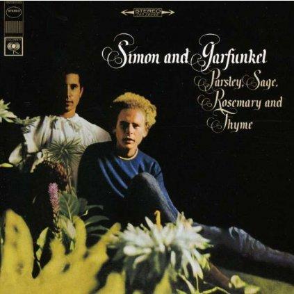 VINYLO.SK | SIMON & GARFUNKEL - PARSLEY, SAGE, ROSEMARY AND THYME [CD]