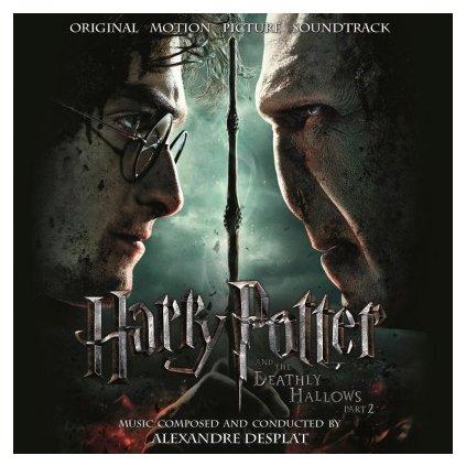 VINYLO.SK | OST - HARRY POTTER & THE..PT.2 (2LP)..DEATHLY HALLOWS PT.2// 180GR / GATEFOLD / PVC SLEEVE