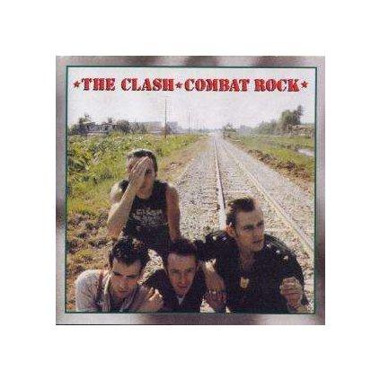 VINYLO.SK   CLASH - COMBAT ROCK [CD]