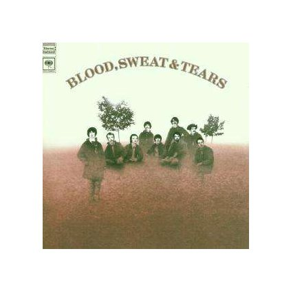 VINYLO.SK | BLOOD, SWEAT & TEARS - BLOOD, SWEAT & TEARS [CD]
