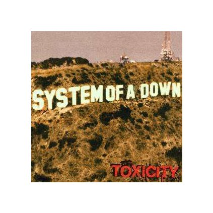 VINYLO.SK | SYSTEM OF A DOWN - TOXICITY [CD]