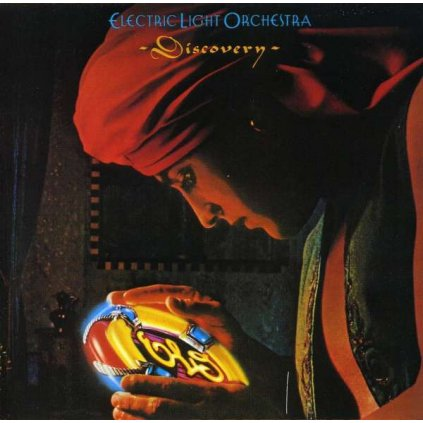 VINYLO.SK | ELECTRIC LIGHT ORCHESTRA - DISCOVERY [CD]