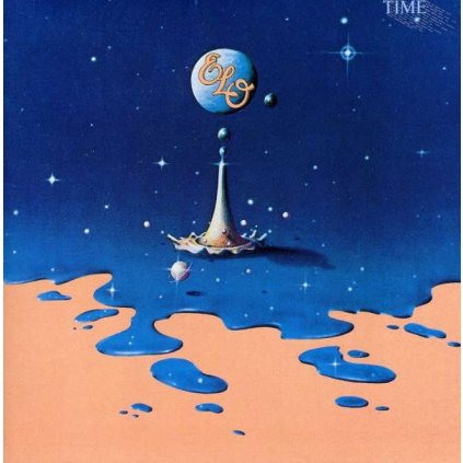 VINYLO.SK | ELECTRIC LIGHT ORCHESTRA - TIME [CD]