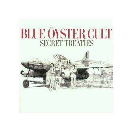 VINYLO.SK | BLUE OYSTER CULT - SECRET TREATIES [CD]