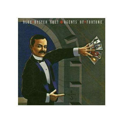VINYLO.SK   BLUE OYSTER CULT - AGENTS OF FORTUNE [CD]