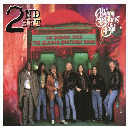 VINYLO.SK | ALLMAN BROTHERS BAND - AN EVENING WITH..2ND SET (2LP)180GR. / INSERT / FIRST TIME ON VINYL