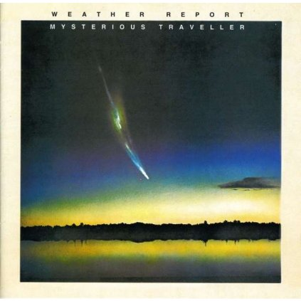 VINYLO.SK | WEATHER REPORT - MYSTERIOUS TRAVELLER [CD]