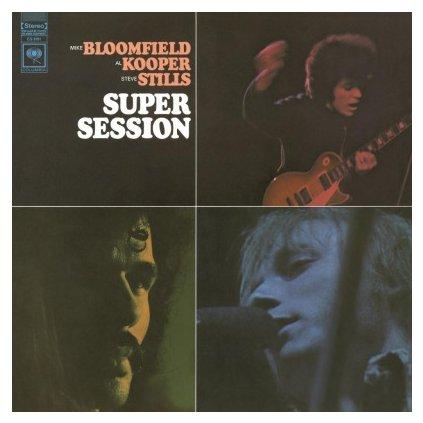 VINYLO.SK   BLOOMFIELD/KOOPER/STILLS - SUPER SESSION (LP)180GR. AUDIOPHILE VINYL