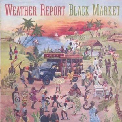 VINYLO.SK | WEATHER REPORT - BLACK MARKET [CD]