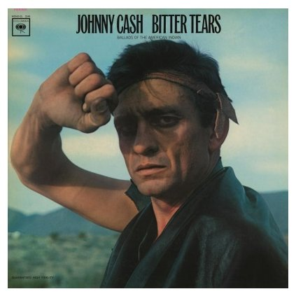 VINYLO.SK | CASH, JOHNNY - BITTER TEARS (LP)180GR. AUDIOPHILE VINYL