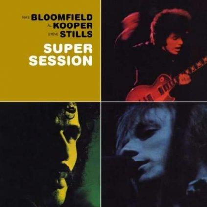 VINYLO.SK | BLOOMFIELD / KOOPER / STILLS - SUPER SESSION [CD]