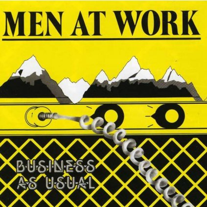 VINYLO.SK   MEN AT WORK - BUSINESS AS USUAL [CD]