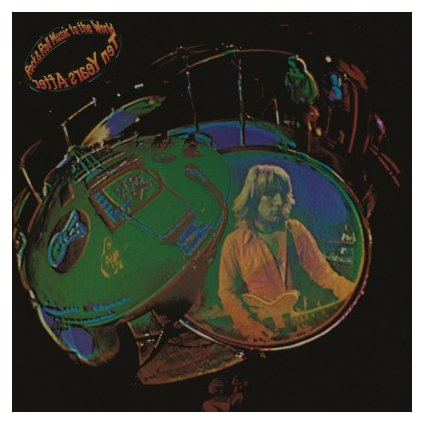 VINYLO.SK | TEN YEARS AFTER - ROCK & ROLL MUSIC TO THE WORLD (LP).. THE WORLD // 180 GRAM / GATEFOLD SLEEVE
