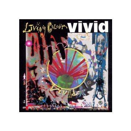 VINYLO.SK   LIVING COLOUR - VIVID [CD]