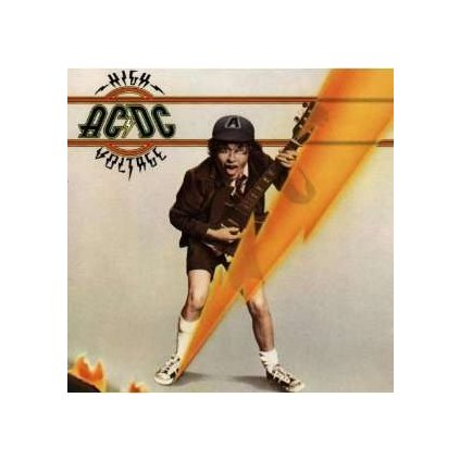 VINYLO.SK | AC/DC - HIGH VOLTAGE [CD]