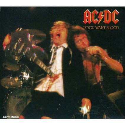 VINYLO.SK | AC/DC - IF YOU WANT BLOOD YOU'VE GOT IT [CD]