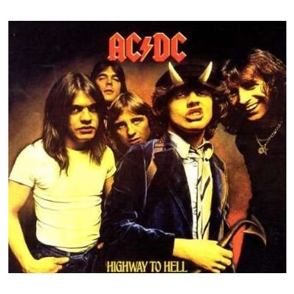 VINYLO.SK | AC/DC - HIGHWAY TO HELL [CD]