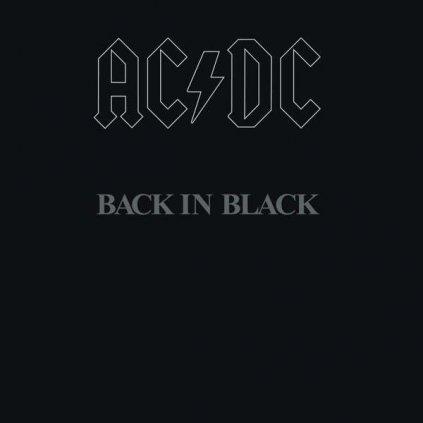 VINYLO.SK   AC/DC - BACK IN BLACK / Limited / HQ [LP]
