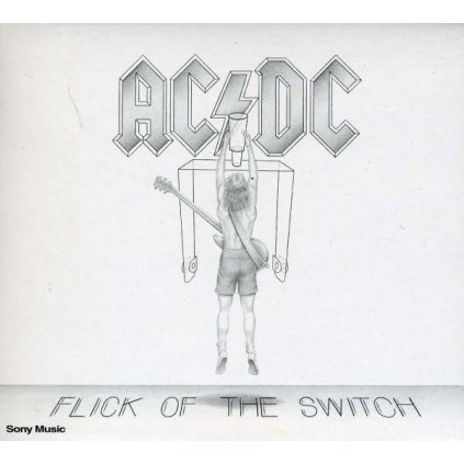 VINYLO.SK | AC/DC - FLICK OF THE SWITCH [CD]