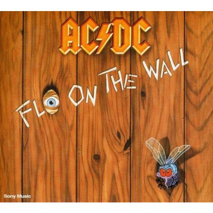 VINYLO.SK | AC/DC - FLY ON THE WALL [CD]