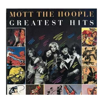 VINYLO.SK | MOTT THE HOOPLE - THE BEST OF [CD]