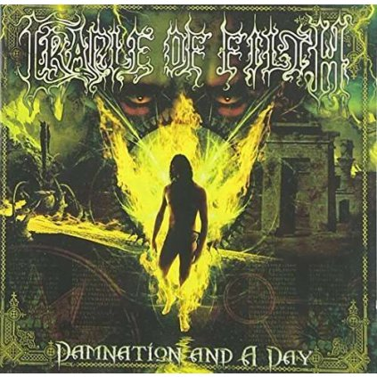 VINYLO.SK | CRADLE OF FILTH - DAMNATION & A DAY [CD]