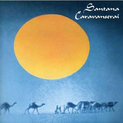 VINYLO.SK | SANTANA - CARAVANSERAI [CD]