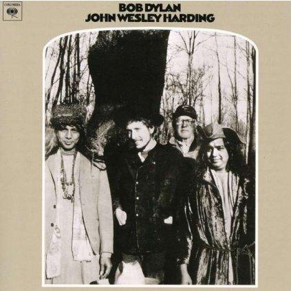 VINYLO.SK | DYLAN, BOB - JOHN WESLEY HARDING [CD]