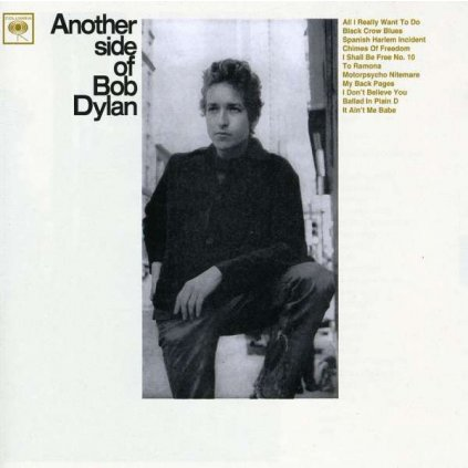 VINYLO.SK | DYLAN, BOB - ANOTHER SIDE OF [CD]