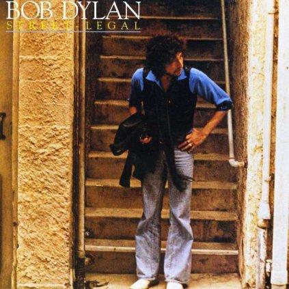 VINYLO.SK   DYLAN, BOB - STREET LEGAL [CD]