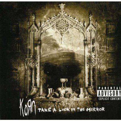 VINYLO.SK | KORN - TAKE A LOOK IN THE MIRROR [CD]