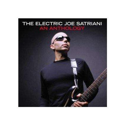 VINYLO.SK | SATRIANI, JOE - THE ELECTRIC JOE SATRIANI: AN ANTHOLOGY [2CD]
