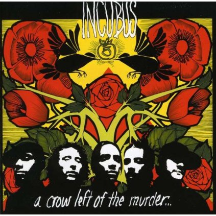 VINYLO.SK | INCUBUS - A CROW LEFT OF THE MURDER [CD]