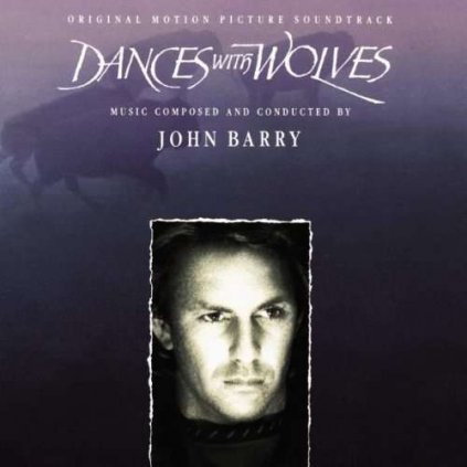 VINYLO.SK | OST - DANCES WITH WOLVES [CD]